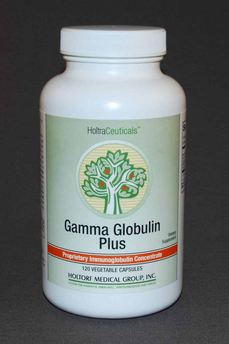 Gamma Globulins