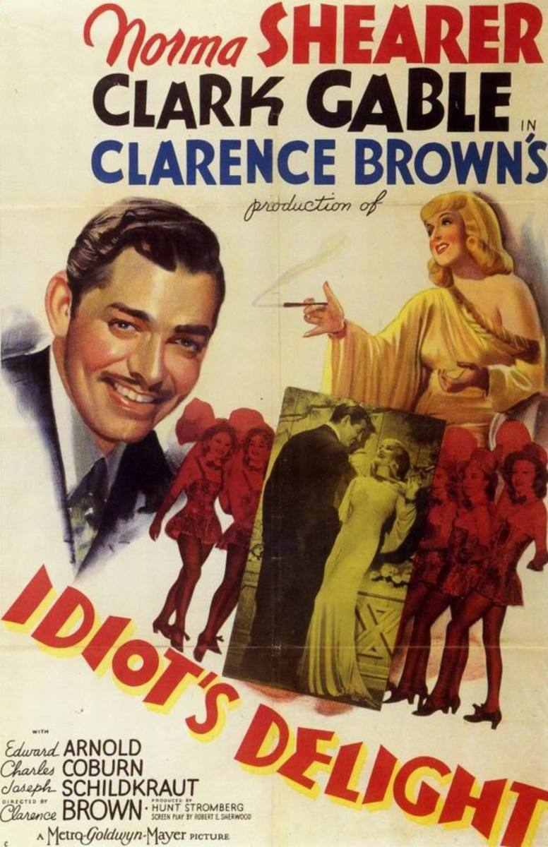 Idiots Delight 1939