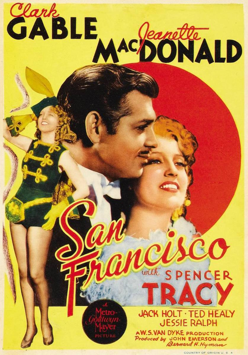 Clark Gable - 100 Years of Movie Posters - 90