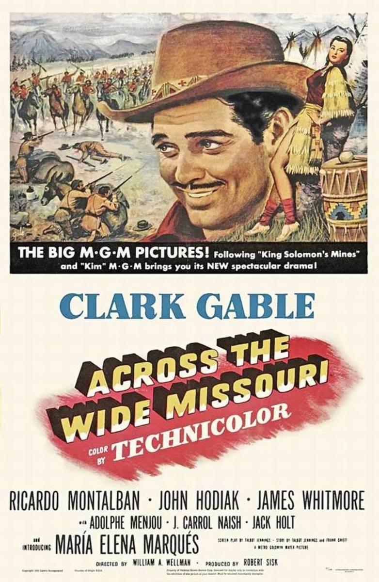 Across the Wide Missouri 1951