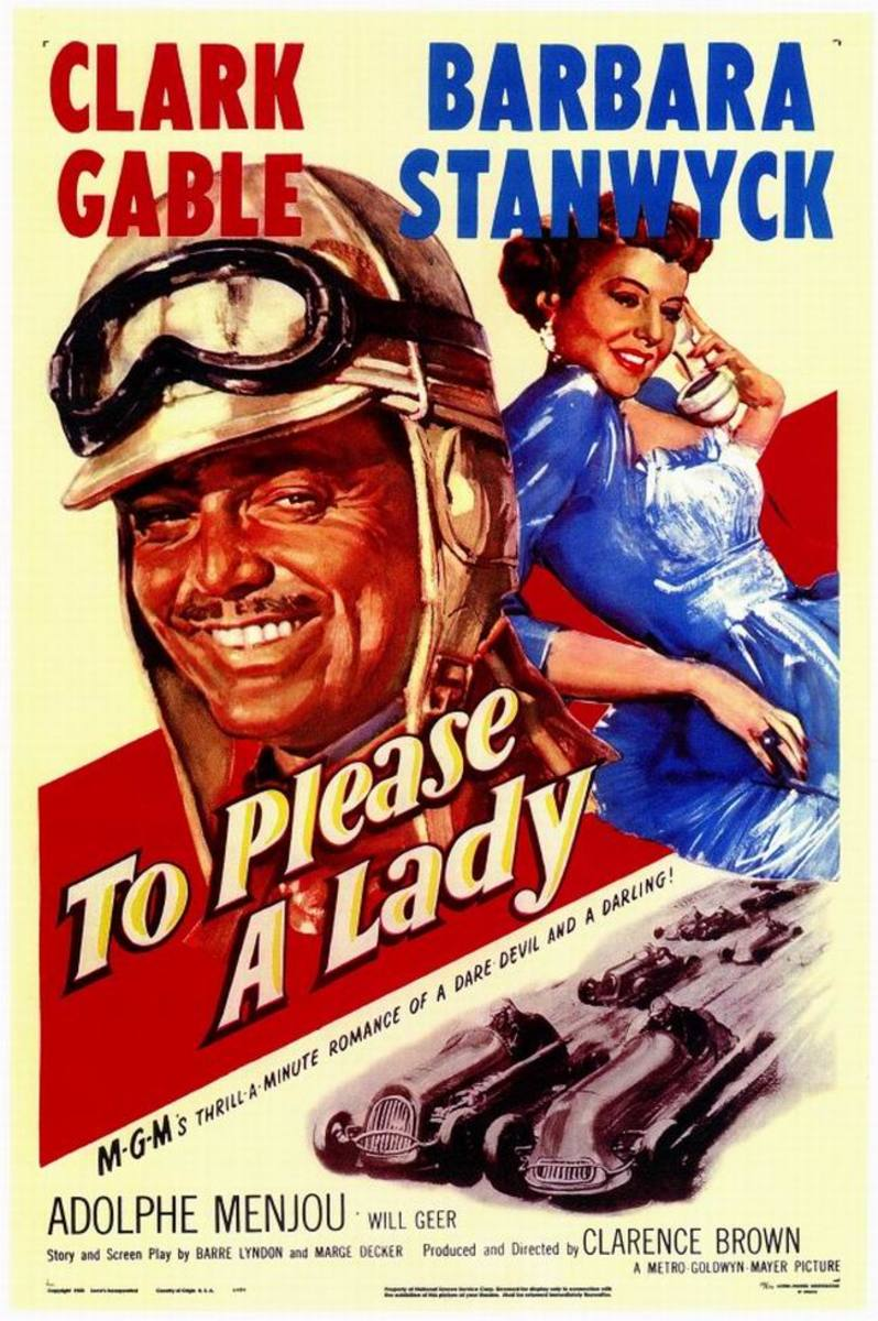 To Please a Lady 1950
