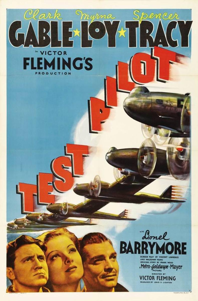 Test Pilot 1938