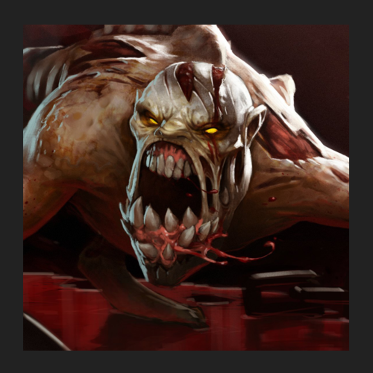 Naix the Lifestealer DOTA 2 adaptation