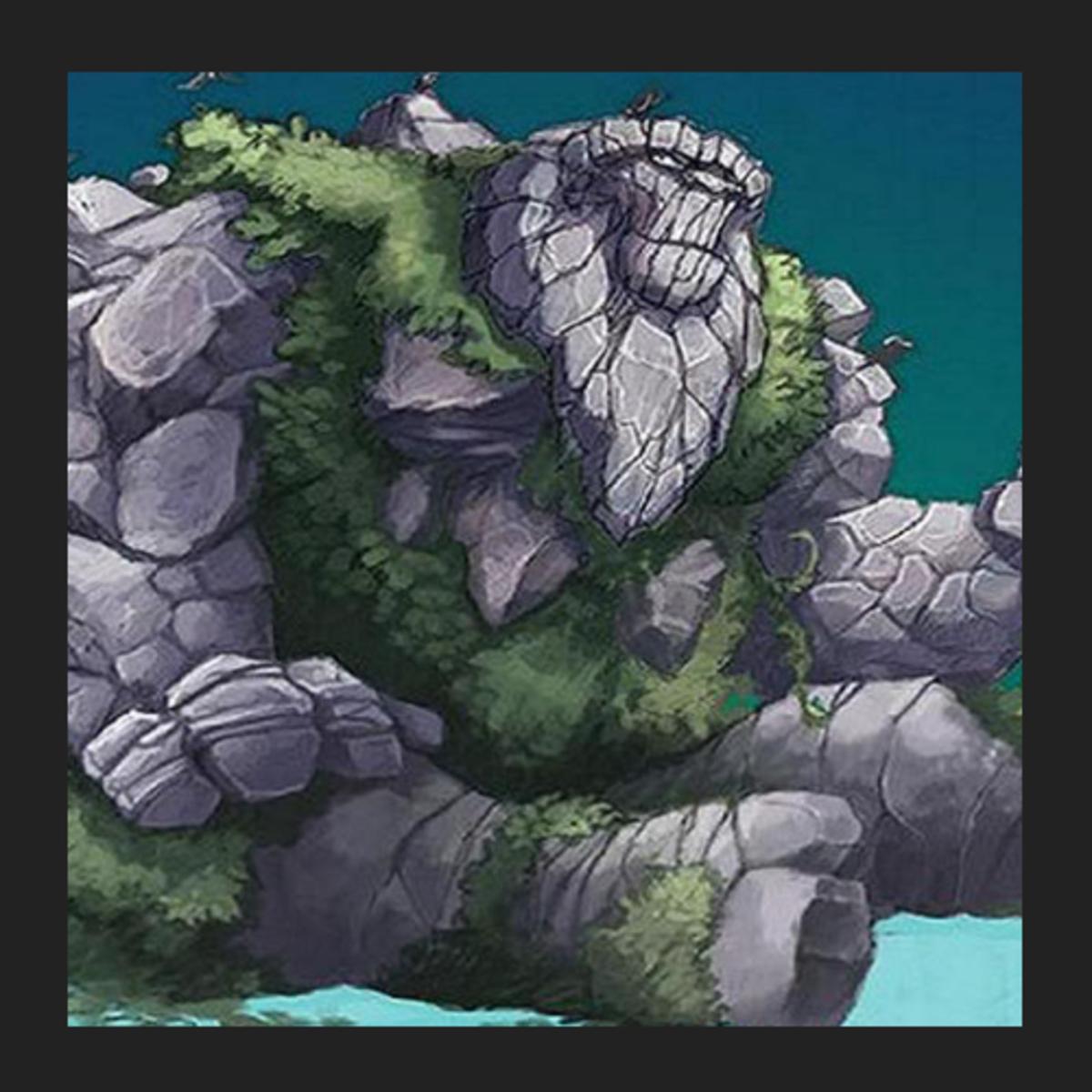 Tiny the Stone Giant fan art