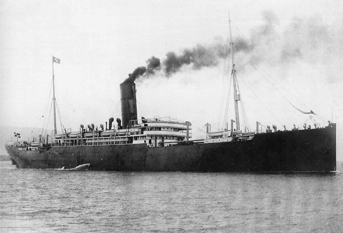 Ford Peace Ship Oscar 11