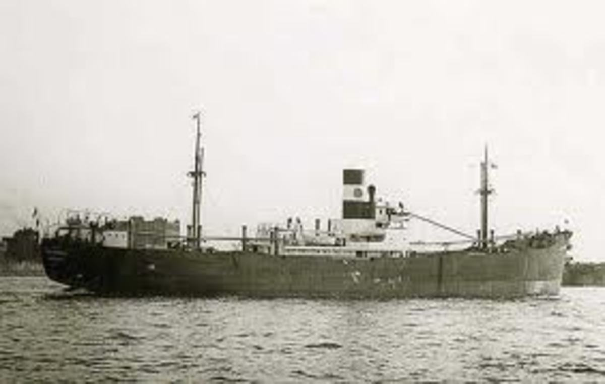 SS Thielbek  German concentration camp victims transport ship intended to be scuttled with all aboard.