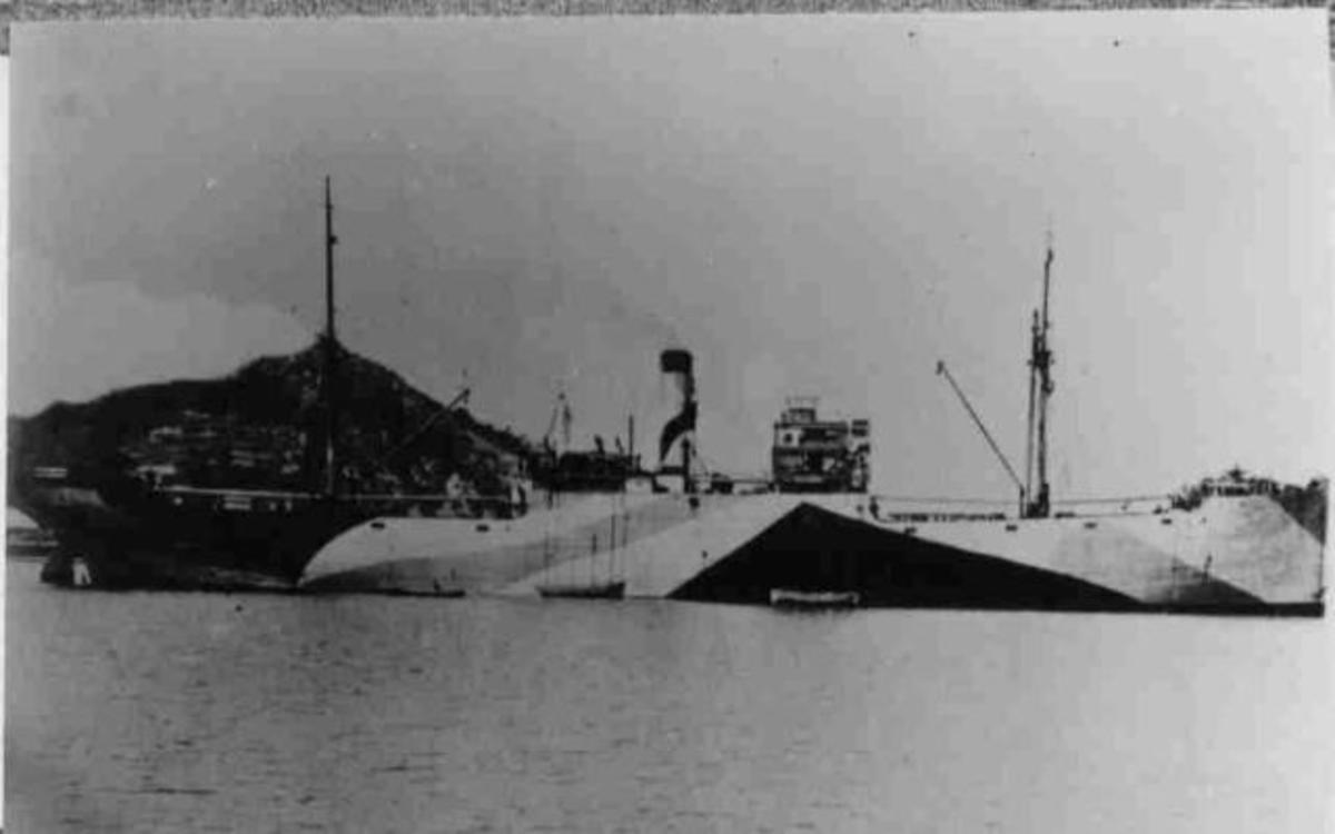SS Suez Maru