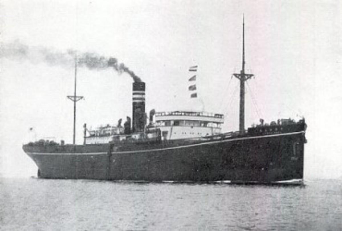 SS Lisbon Maru