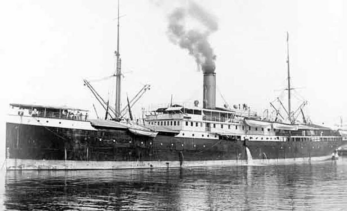 SS Ukishima Maru