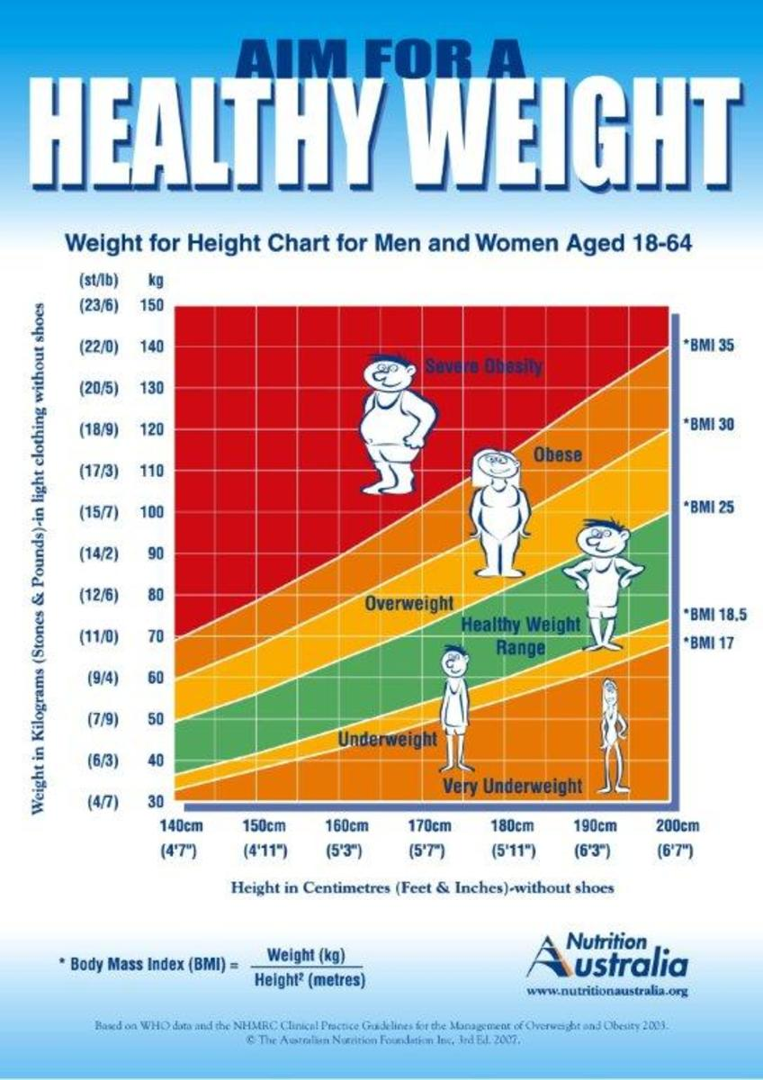 What Is BMI? With Charts and Posters