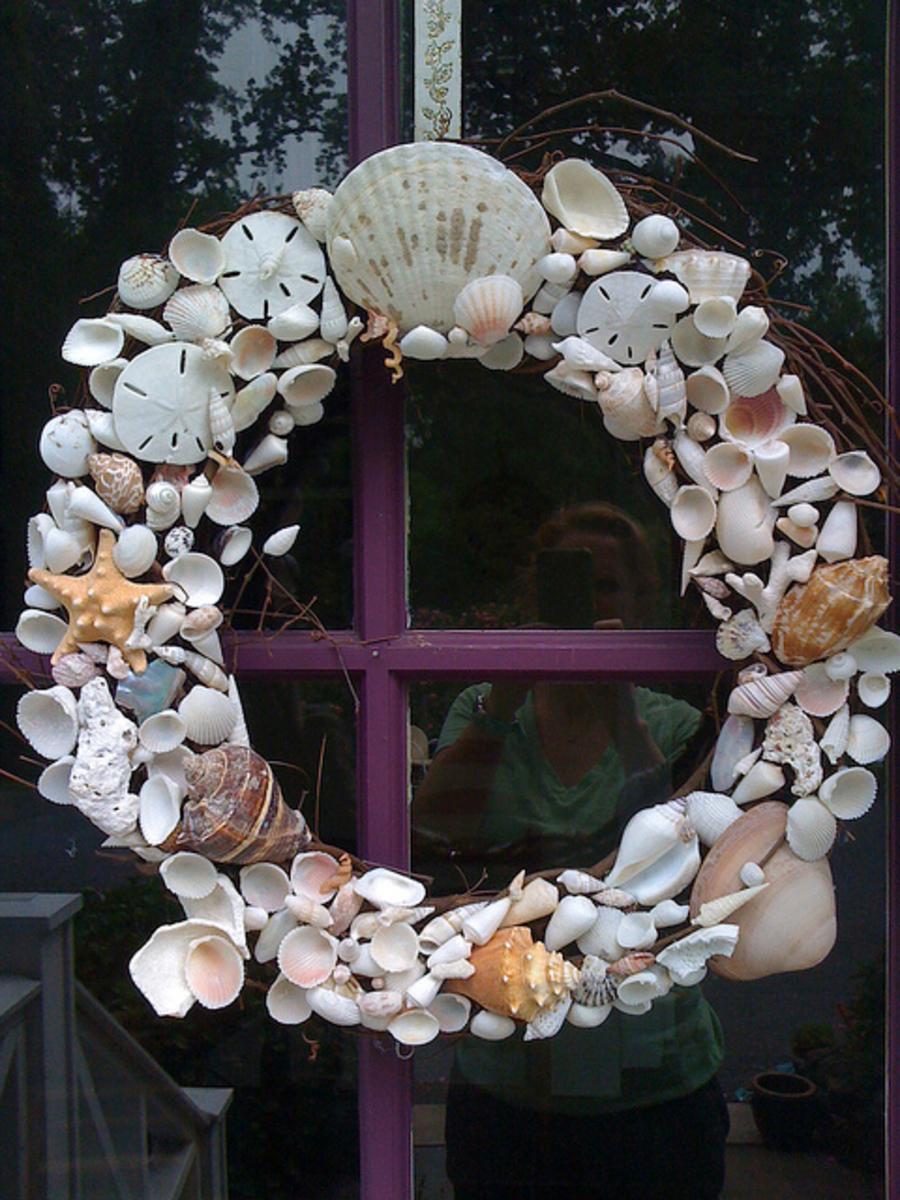 Plaster Of Paris Outdoor Crafts