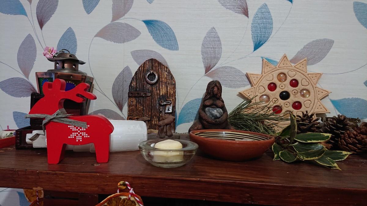 Ideas for Creating a Pagan Altar