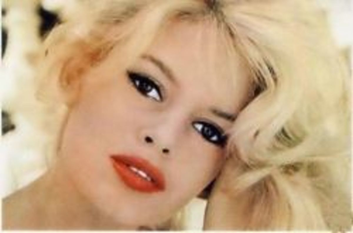 Brigitte Bardot-the world fashion & beauty icon