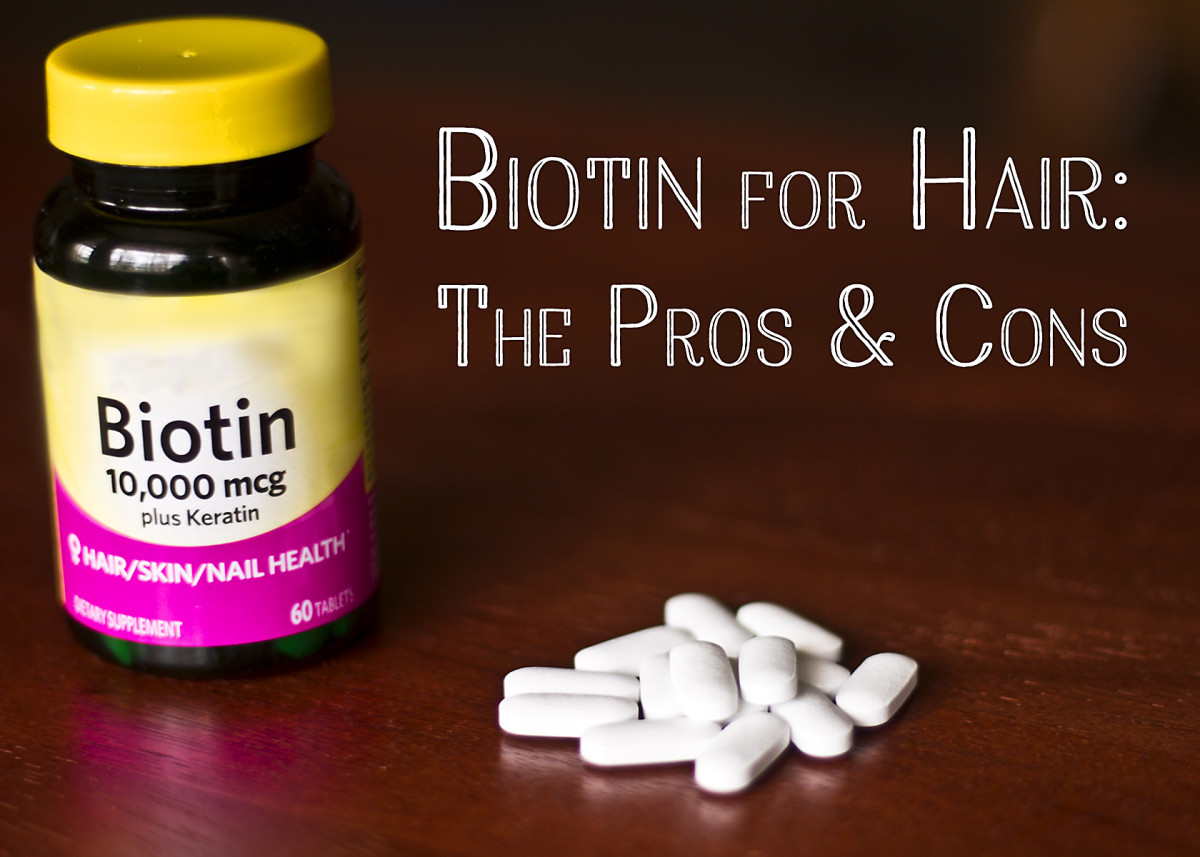 Biotin For Hair Pros And Cons Side Effects And