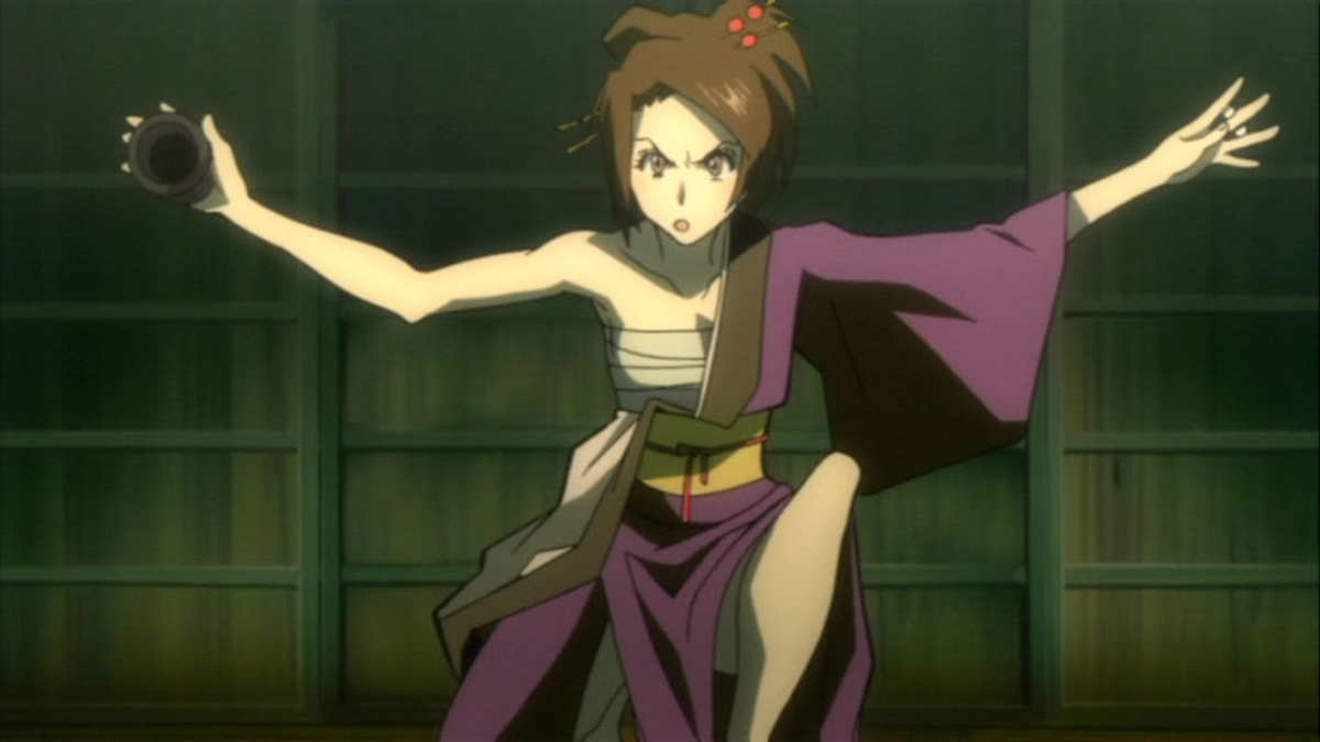 the best female anime characters of all time cool or hot