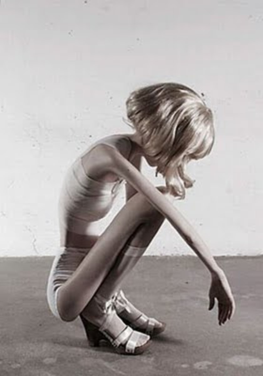 on of teens the effect anorexia