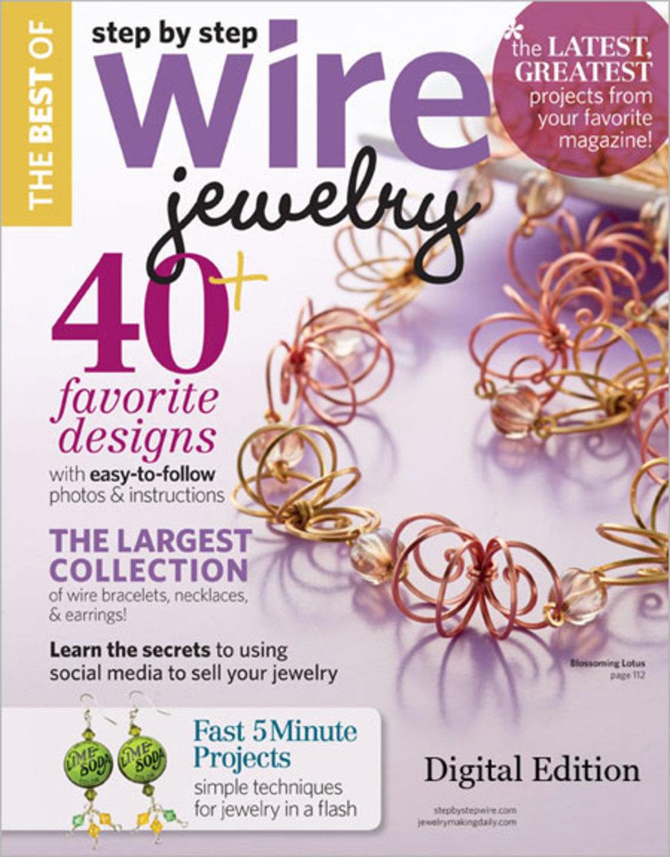 Step by Step Wire Jewelry Magazine 2012: January 2012