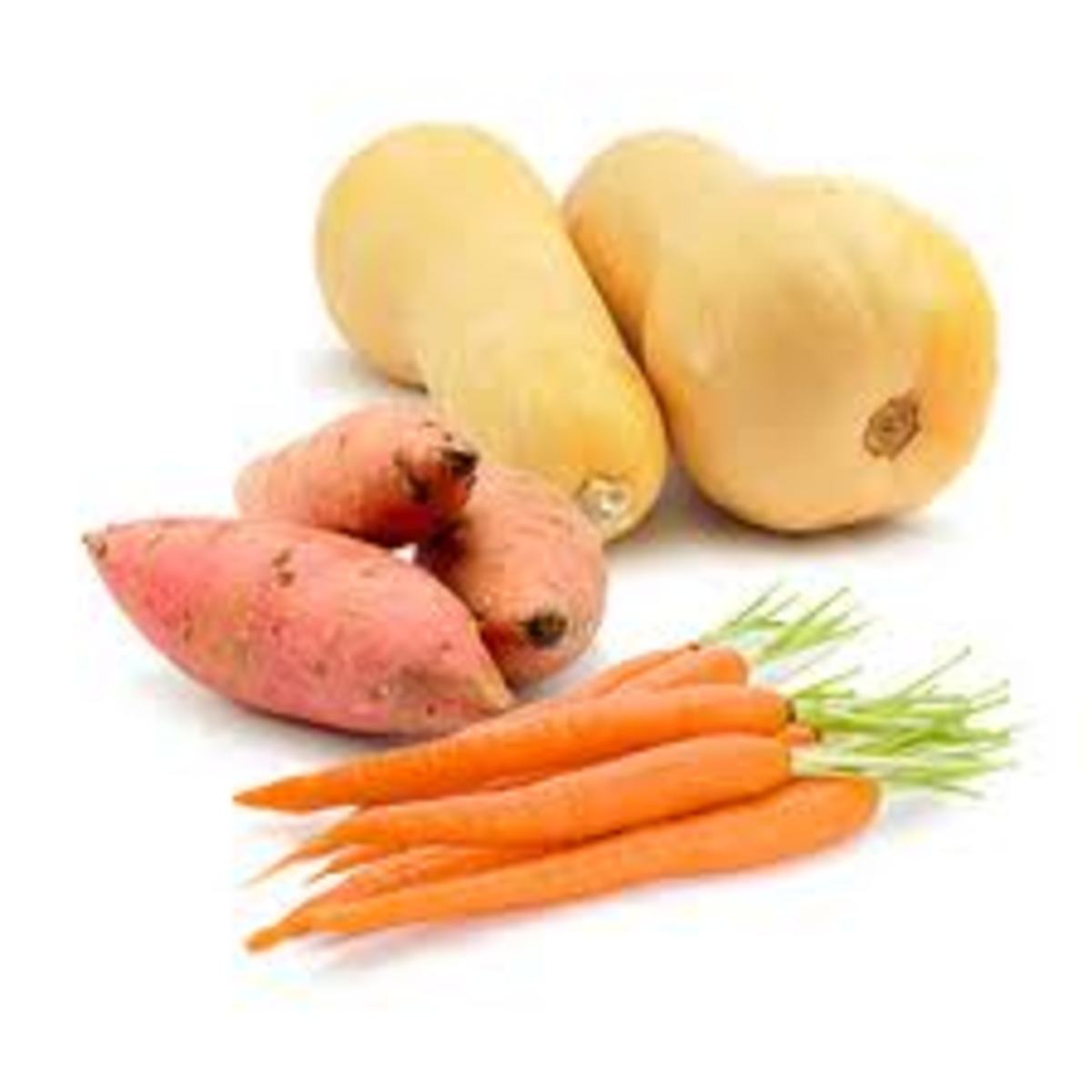 These are some of the common foods that have beta-carotene