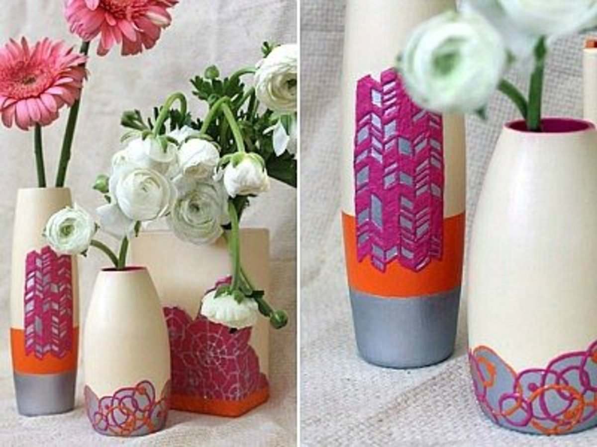 41 Ways To Reuse Old Vases Craft Ideas Hubpages