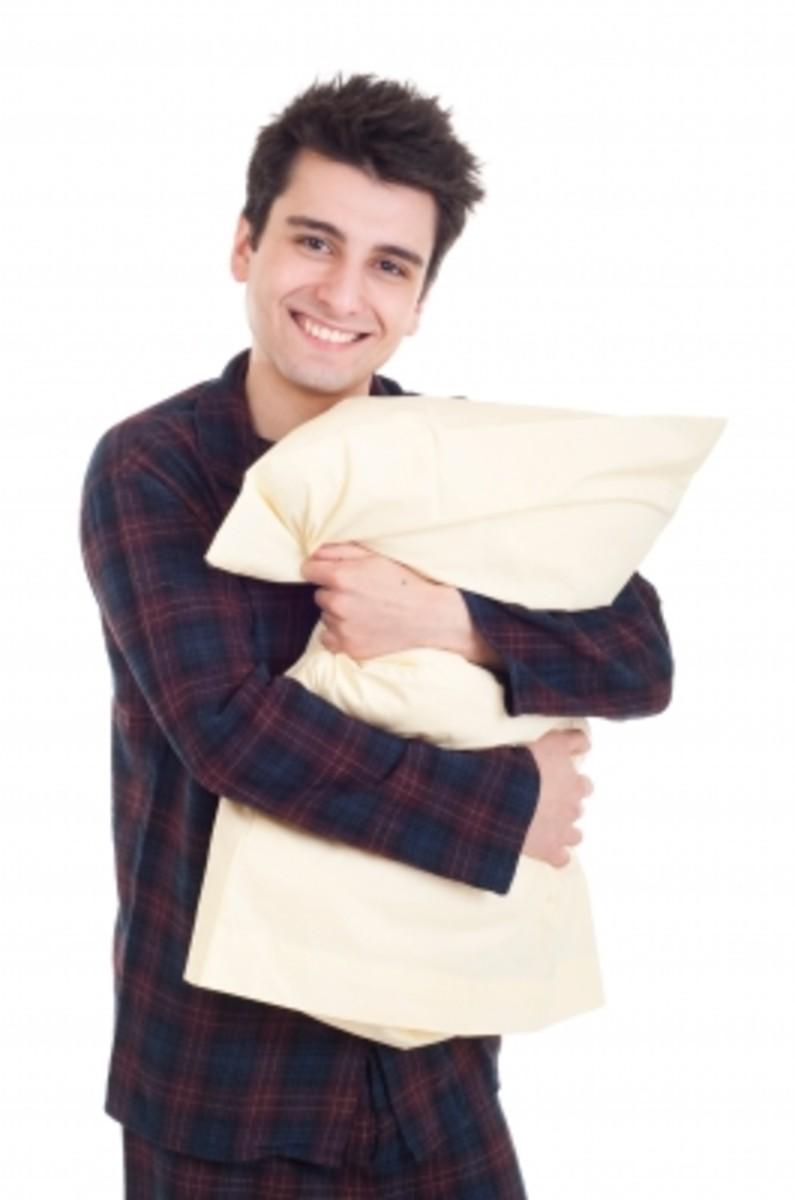 Pillows can help you sleep better! Photo: artur84