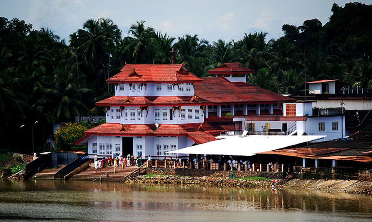 Parassinikadavu Sri Muthappan Temple, Kannur, Kerala.