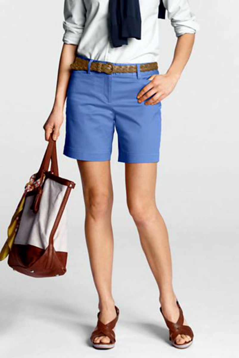 These shorts are the perfect style for almost any body type.