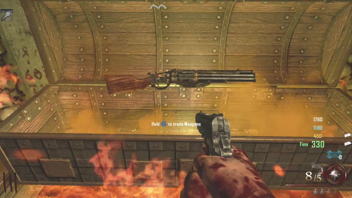 The Blundergat: Alcatraz, MOTD Wonder Weapon - Call of Duty, Black Ops 2, Zombies