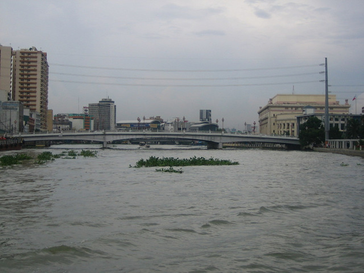 The Legend Of Philippine's Pasig River