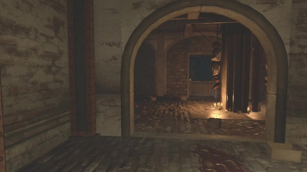 The Citadel Tunnels in Alcatraz, Mob of The Dead - Call of Duty: Black Ops 2, Zombies