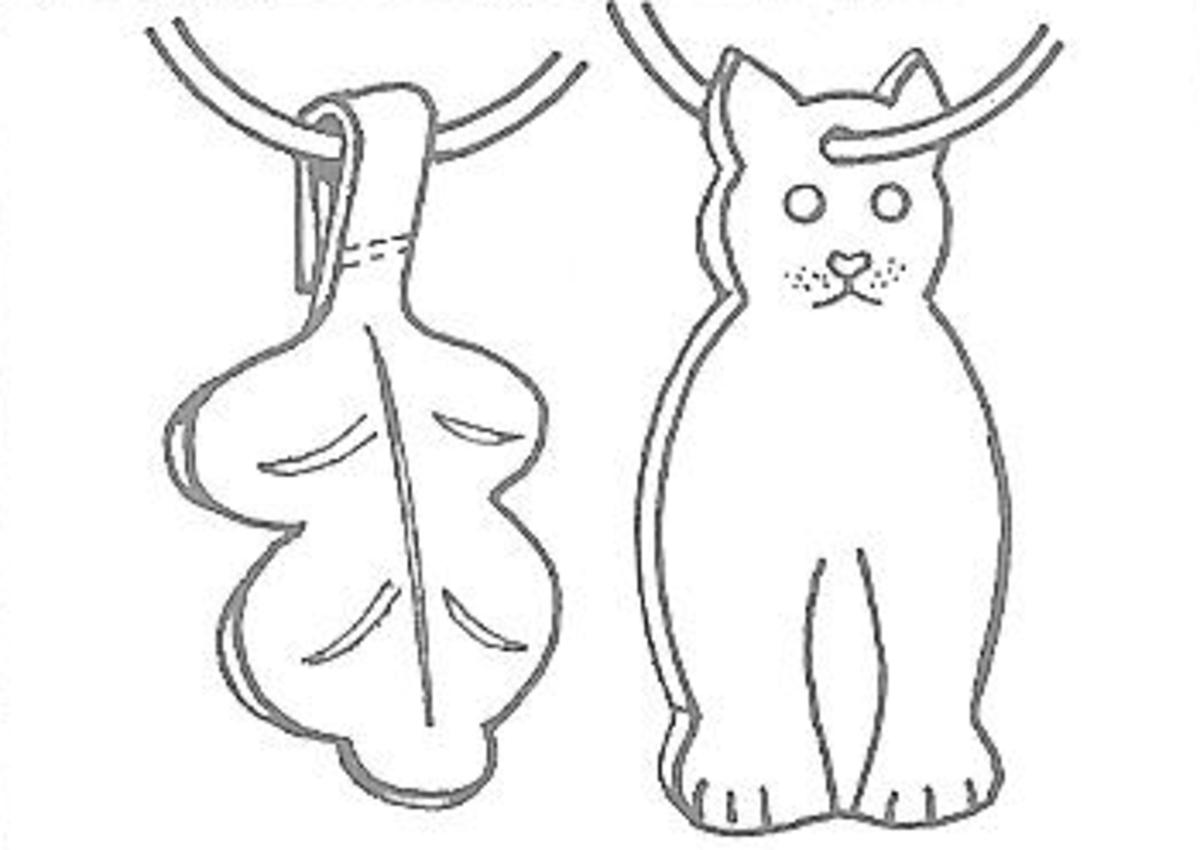 Figure 4: Decorative Leather Motifs