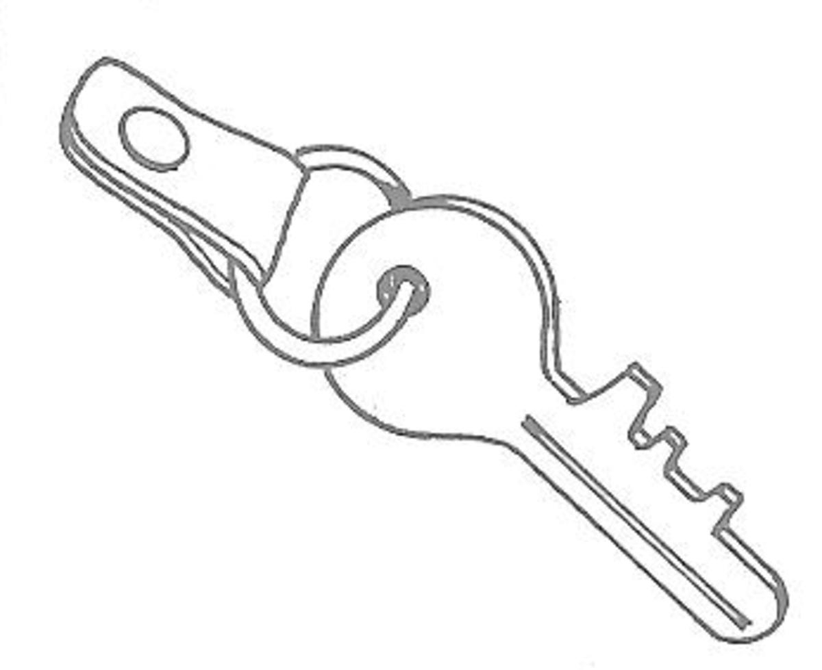 Figure 3: Simple Key Holder