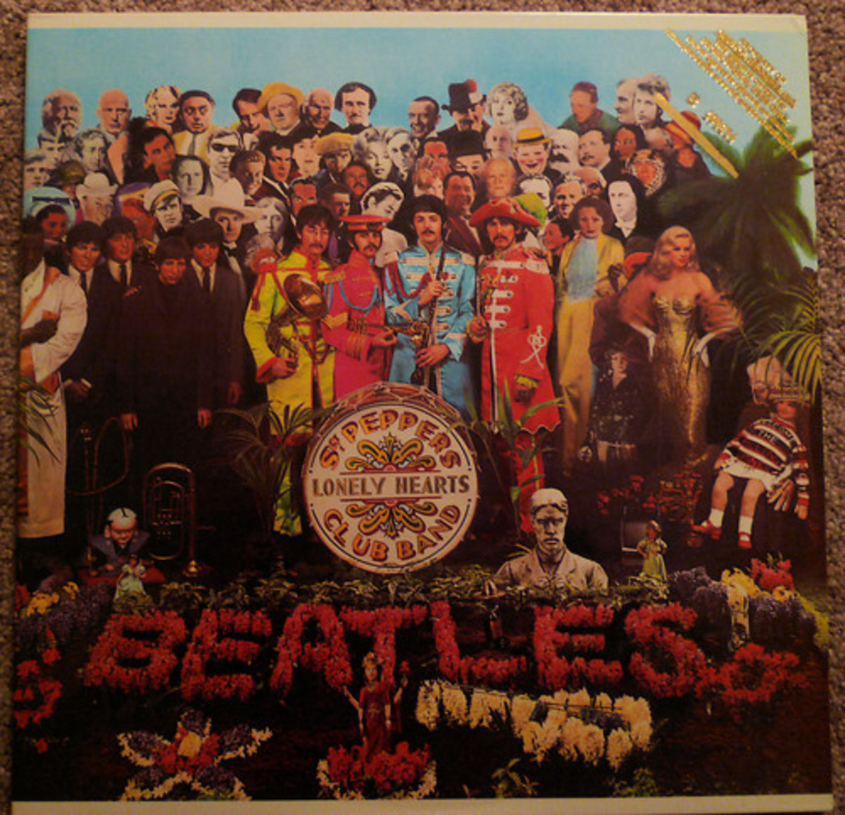 BEATLES ~ Sgt Pepper's Lonely Hearts ~ US Gold Stamp Promo Album LP ~ Unplayed. Currently selling on E Bay for $249.00