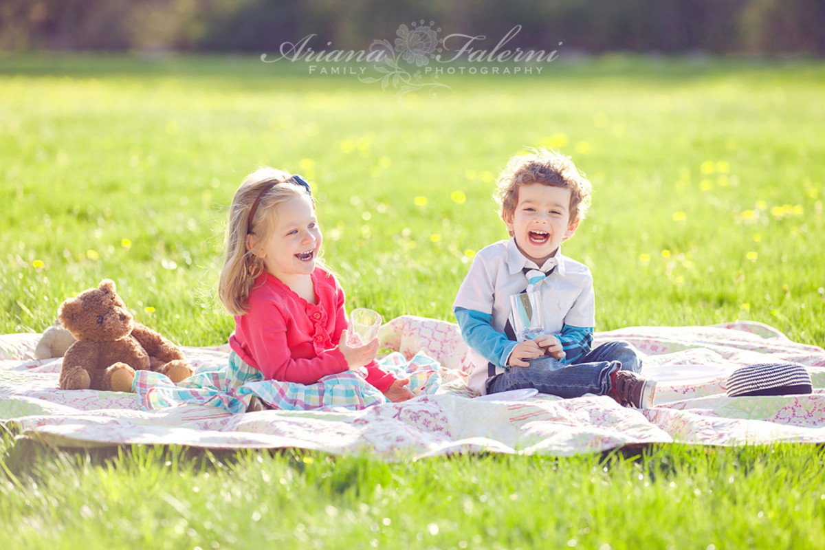 Picnics at the park are fun ways to enjoy the outdoors!