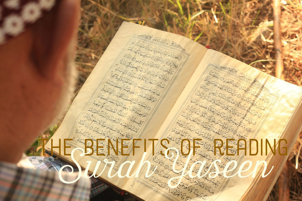 The Benefits of Reading Surah Yaseen