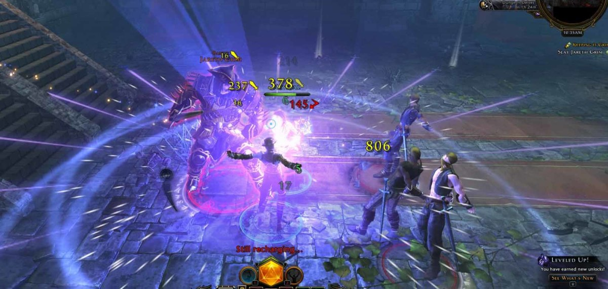 Neverwinter MMO Trickster Rogue Level Up Guide