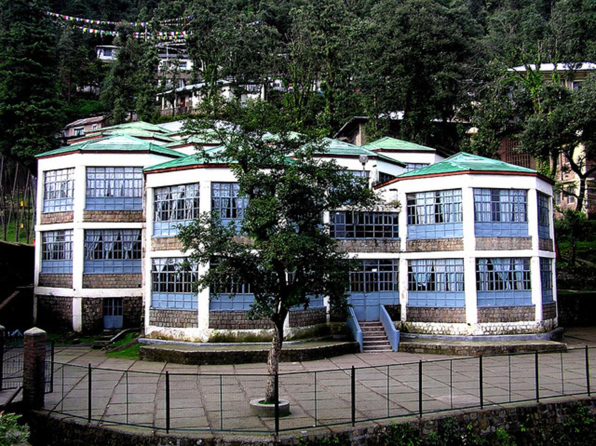Tibetan Children's Village, McLeod Ganj