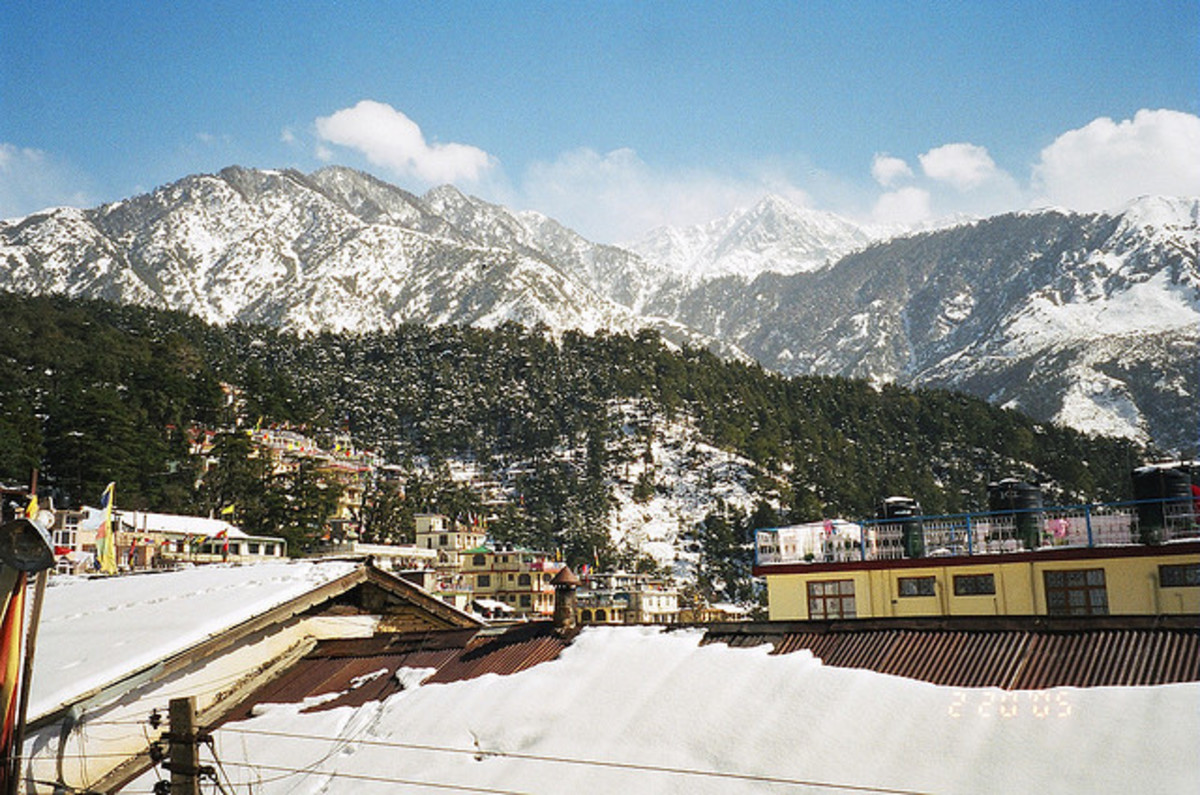 Dharamshala - A Magnificent Hill Resort and Paradise for Tibetan Refugees