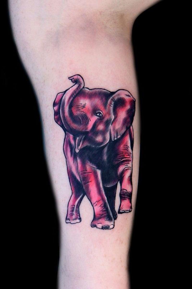 elephant-tattoos