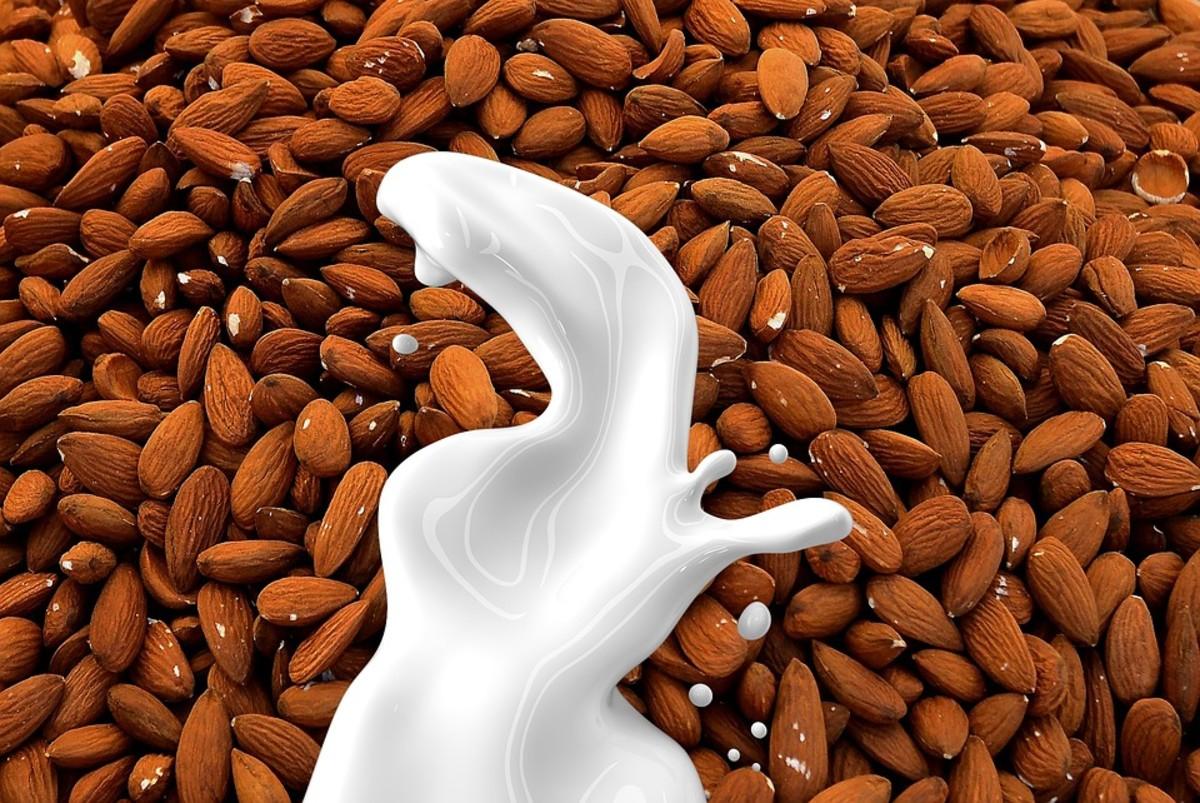 Almond Milk!