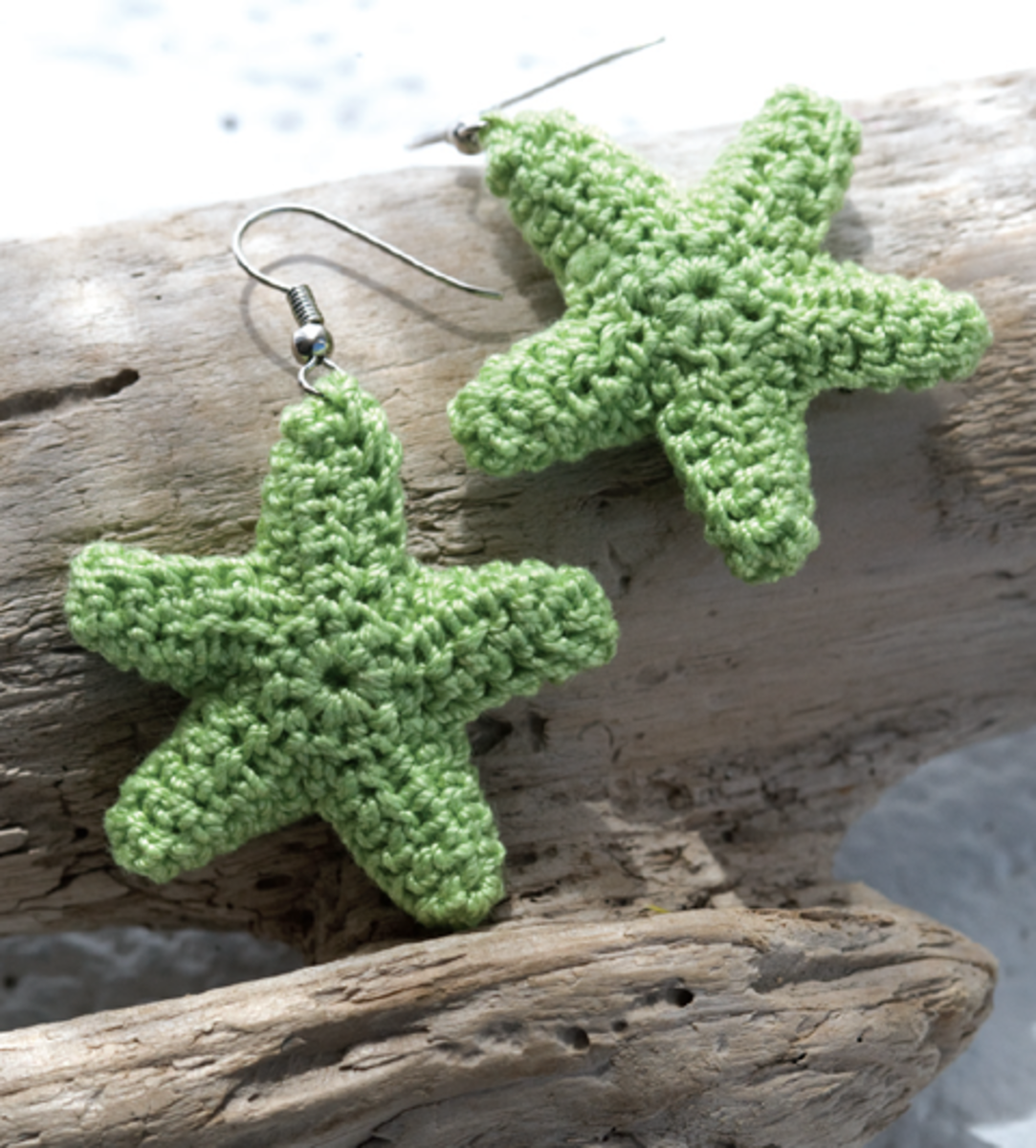 Knit And Crochet Jewelry Free Patterns Hubpages