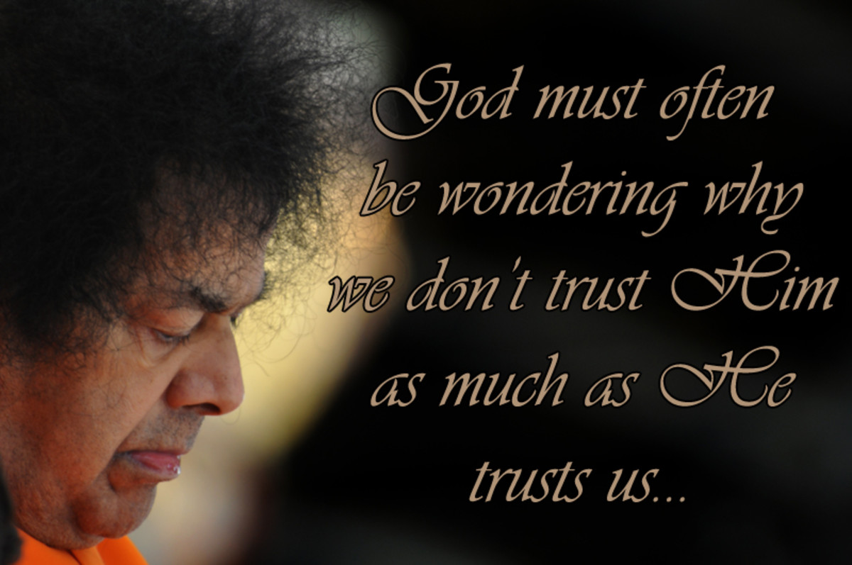 Trusting God's Wisdom: When my mother sought a 'strange' boon from Sri Sathya Sai