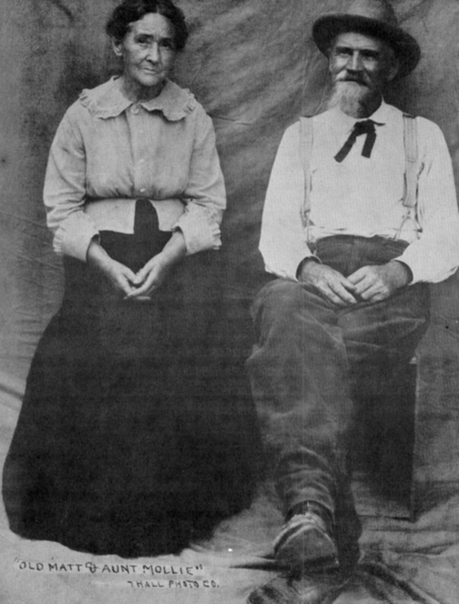Old Matt and Aunt Mollie