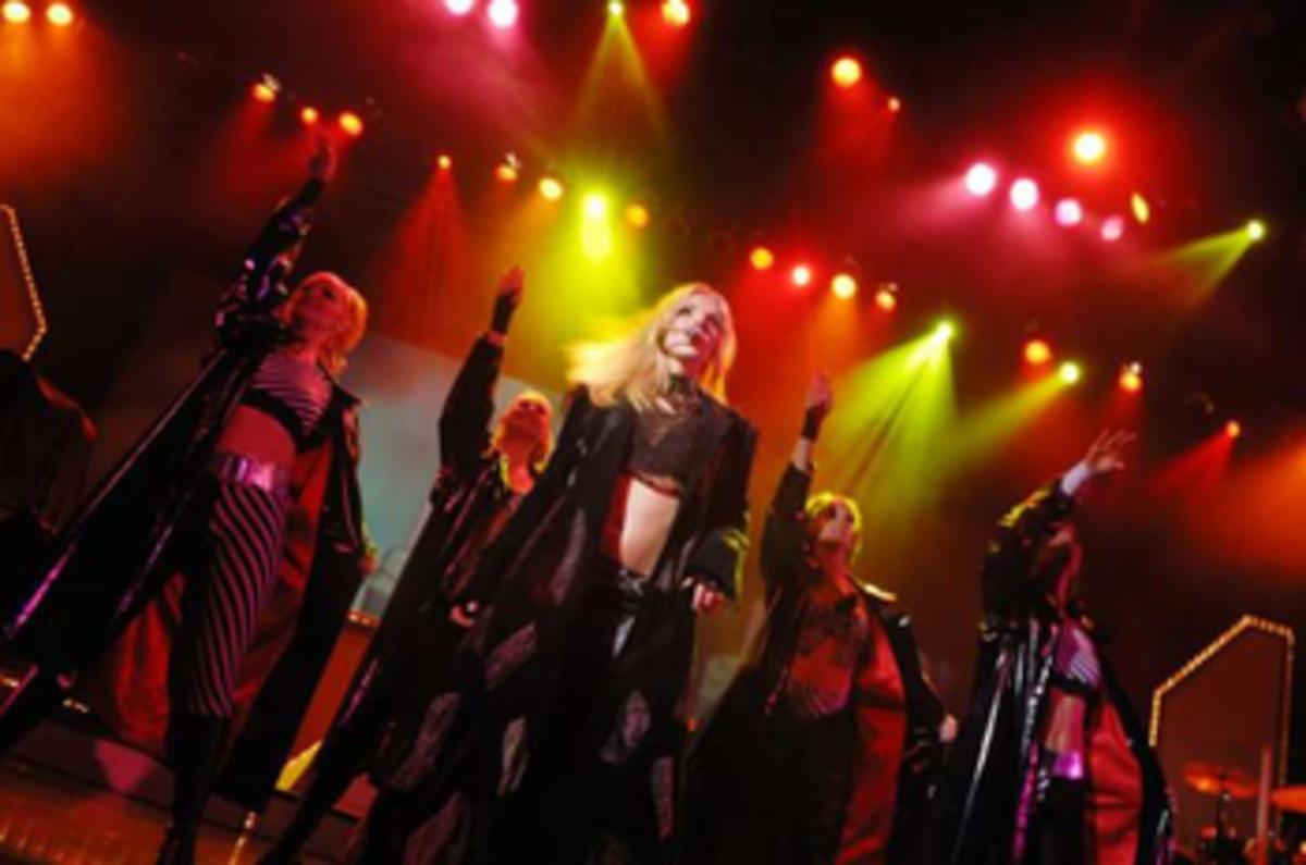 Britney Spears Live Show in Branson