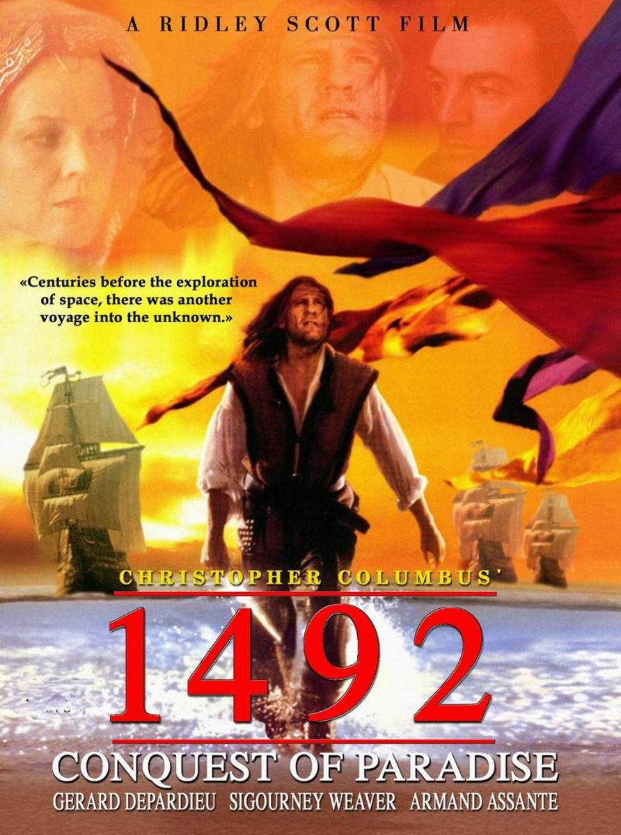 1492 - Conquest of Paradise (1992)