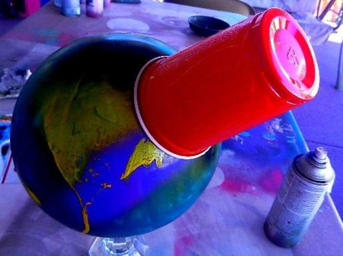 space-painting-garden-gazing-balls