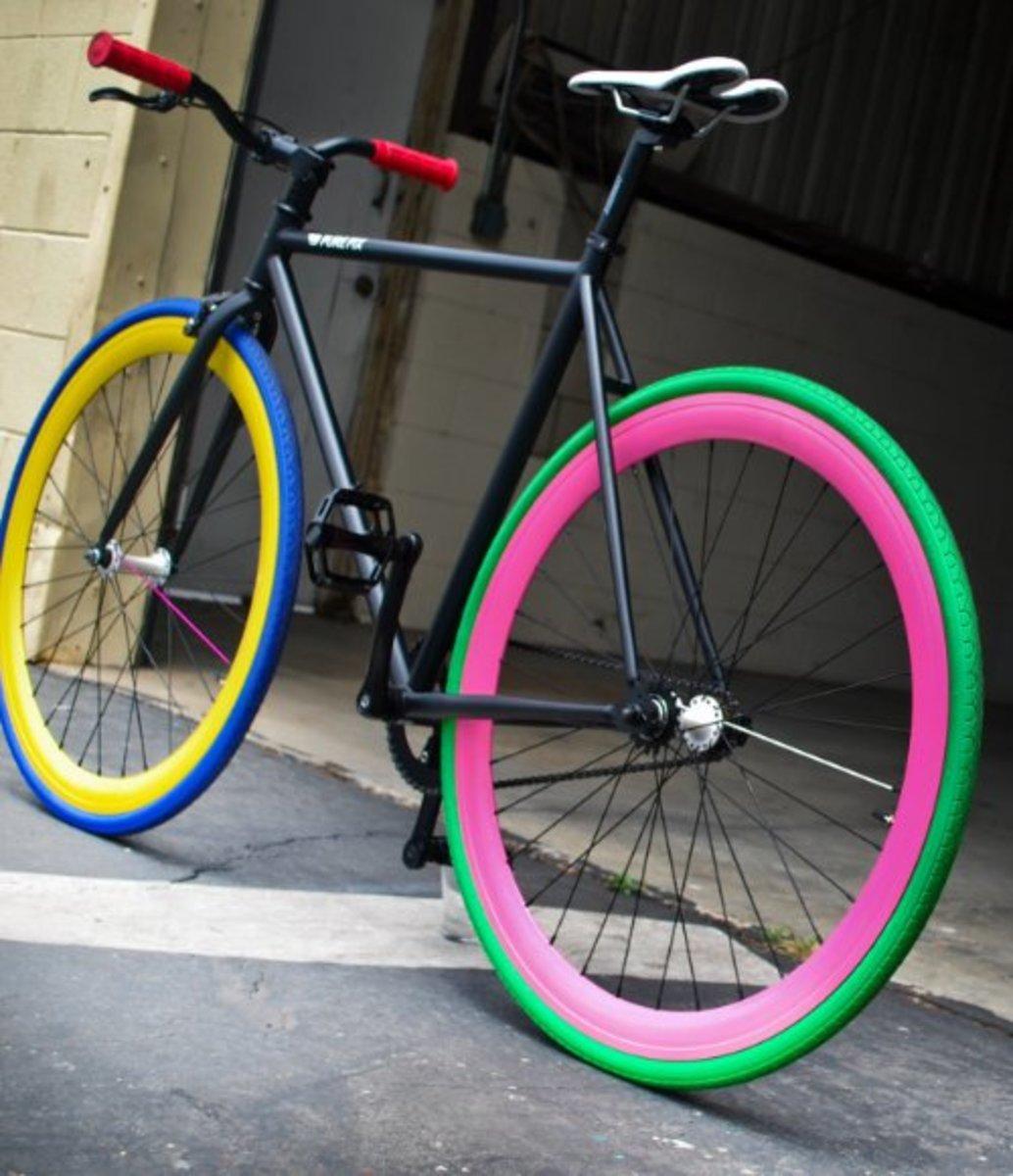 Pure Fix Cycles Fixed-Gear Single Speed Urban Fixie Road Bike
