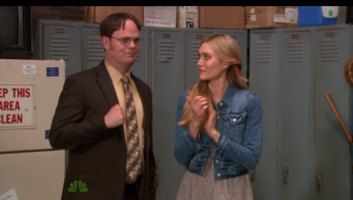 Dwight and Esther