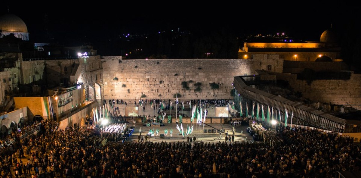 Jerusalem Day Celebrations 2013