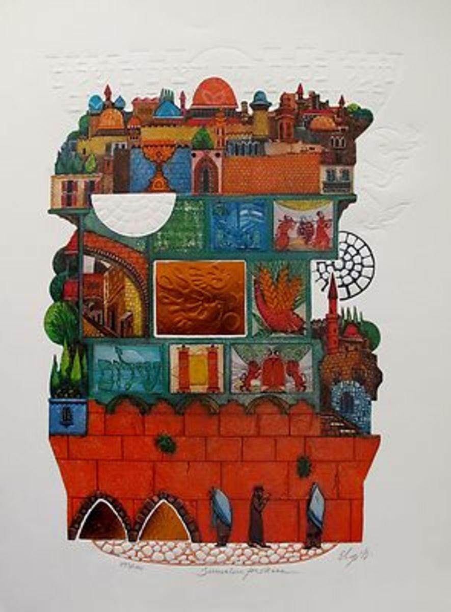 Jerusalem Art