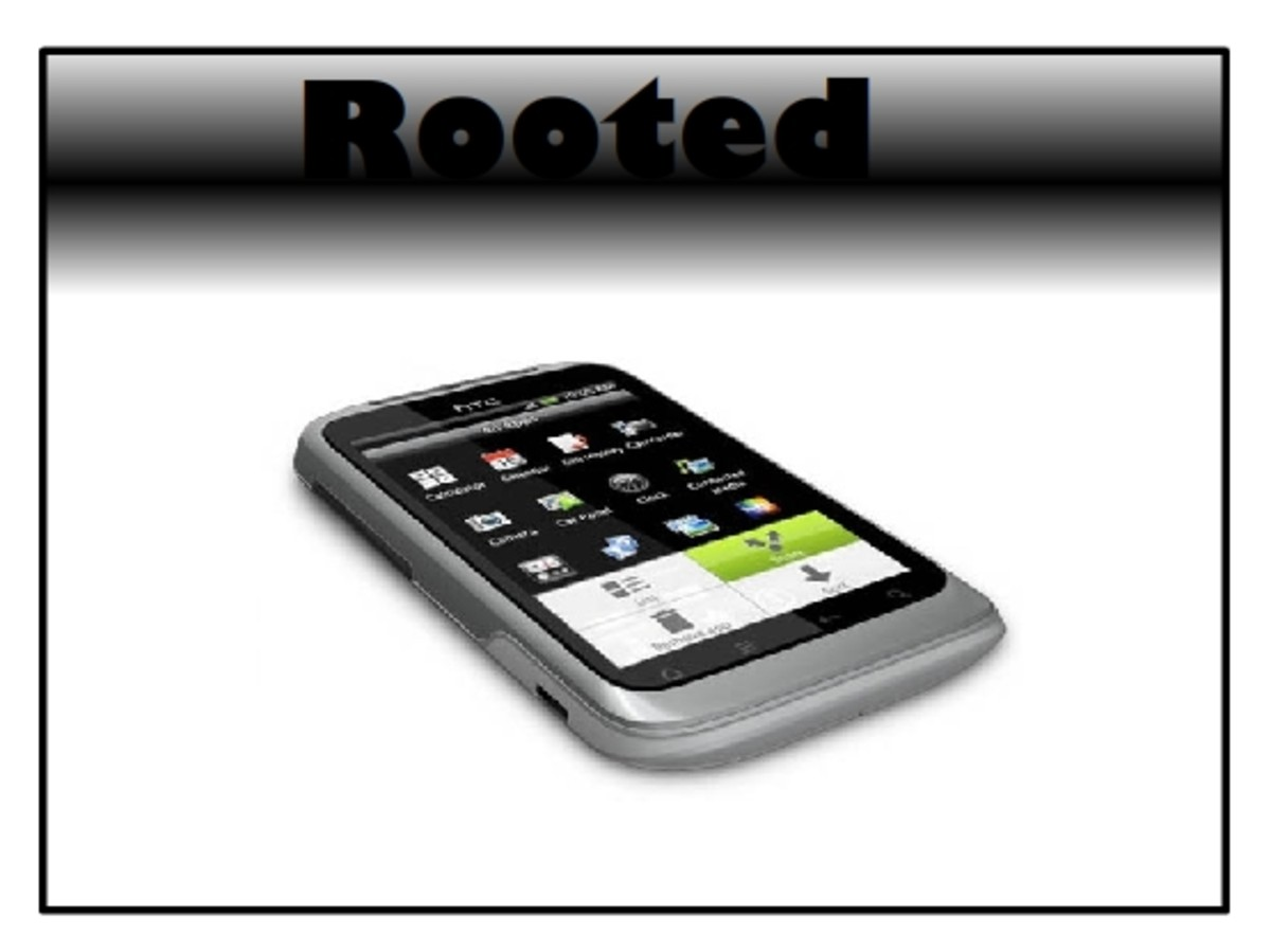 HTC Wildfire S rooted